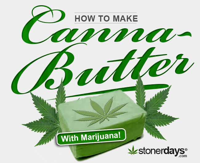 How to Make Canna-Butter