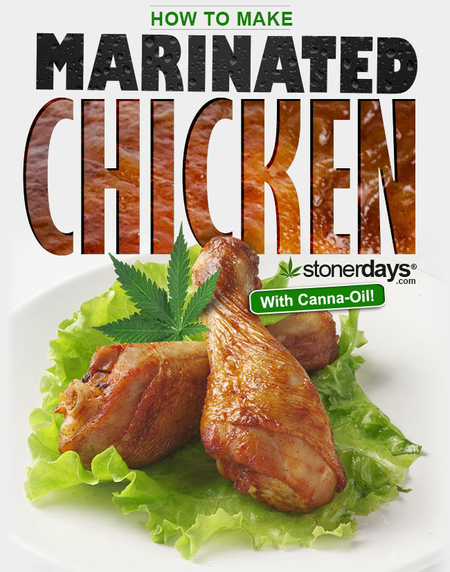 Jun 06, · To marinate chicken, start by preparing your marinade using ingredients like finely chopped garlic, onions, ginger, olive oil, and lemon juice. Once you've prepared your marinade, put the chicken in a sealable container or bag and pour your marinade over it%(22).