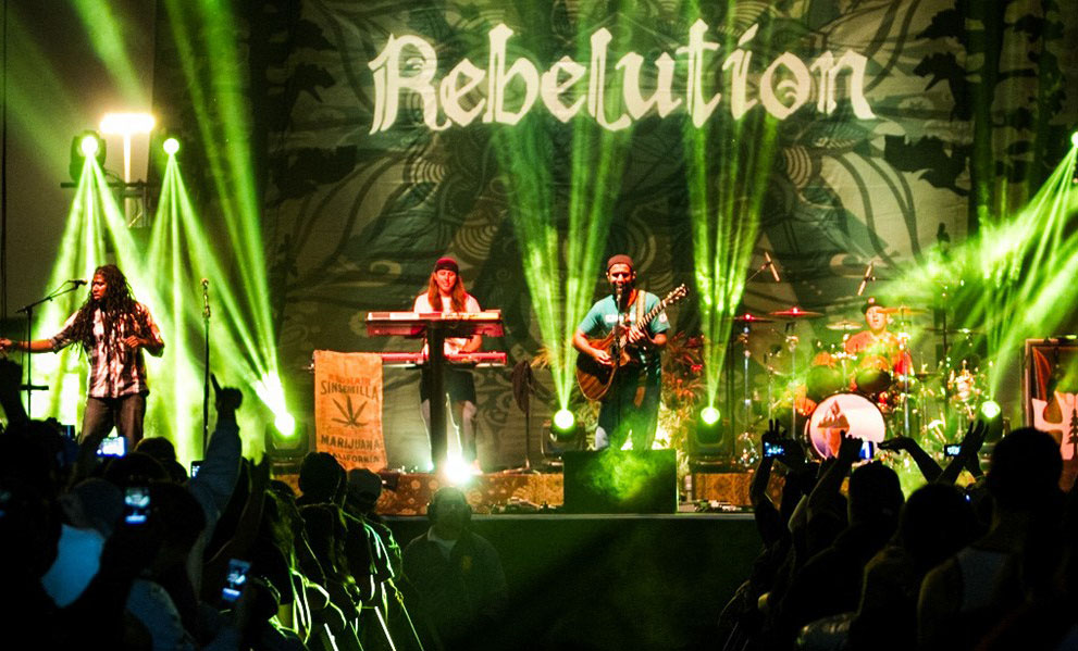 Rebelution Concert