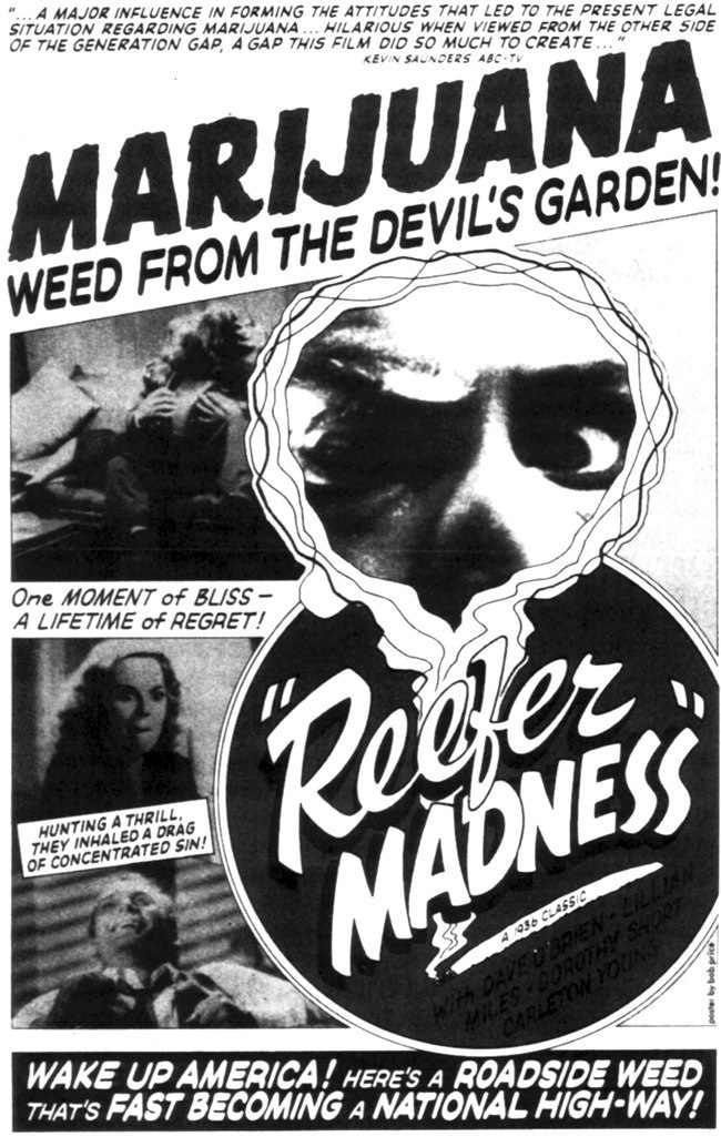 Weed-madness-poster
