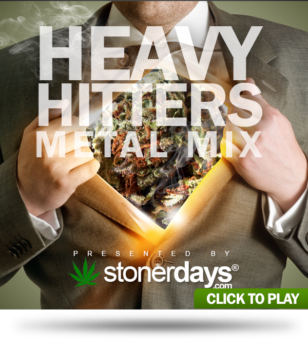 stonerdays heavy metal mix