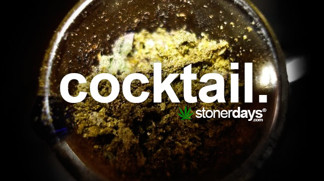 cocktail-marijuana