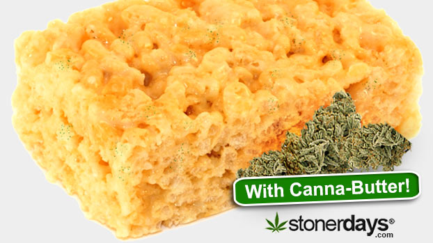 How to Make Rice Crispies with Marijuana