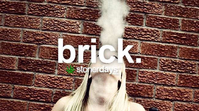 brick-marijuana