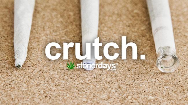 crutch-joint