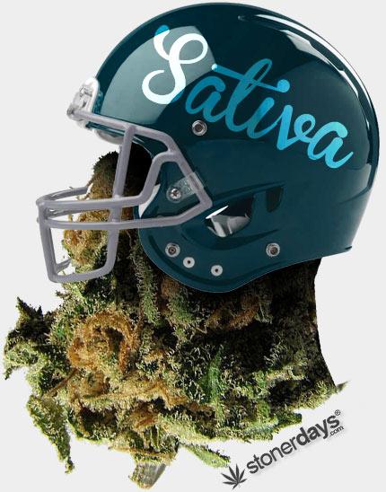 sativa-marijuana