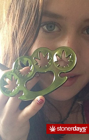 weed-brass-knuckles