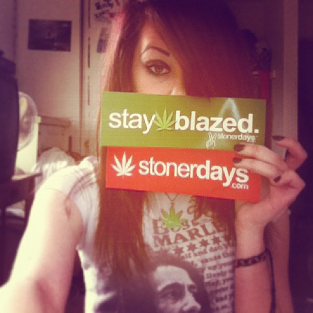 stay-blazed-sticker