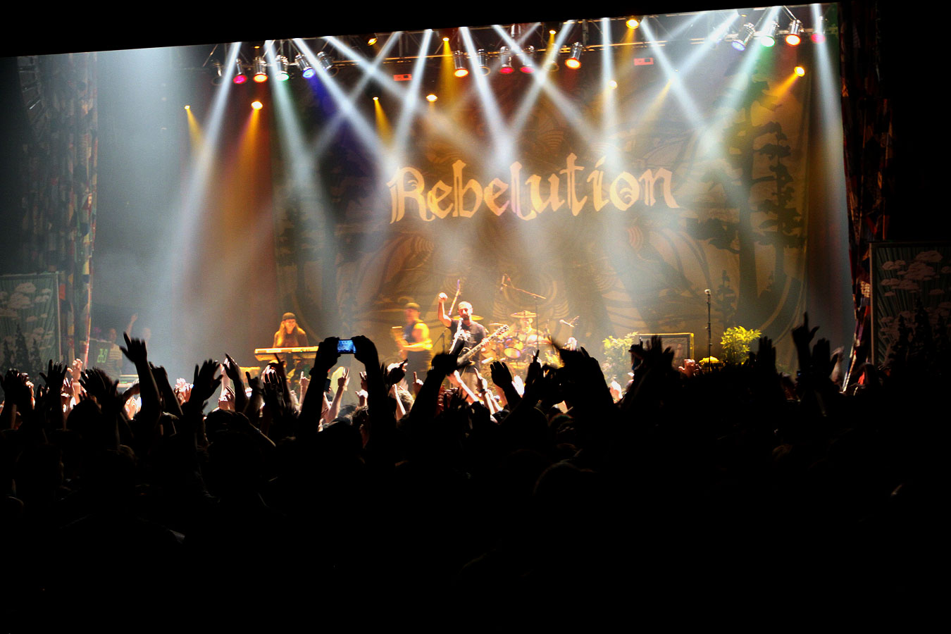 rebelution concert hollywood