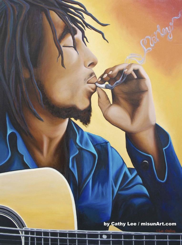 Marley-StonerDays