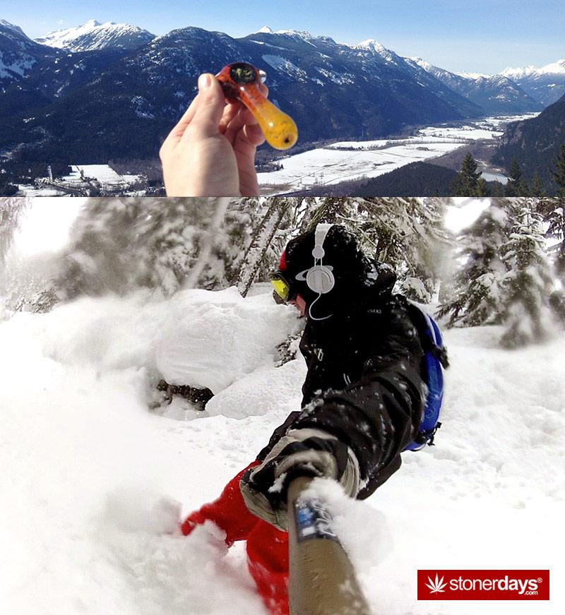 stoner-snowboarder