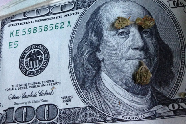BEN-FRANKLIN-MARIJUANA
