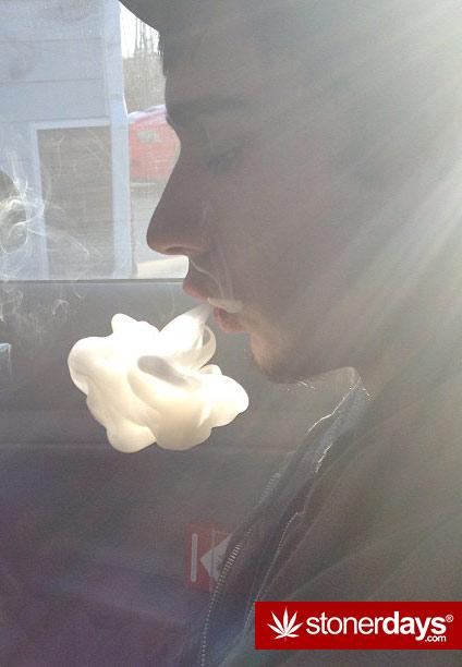 smoke-trick