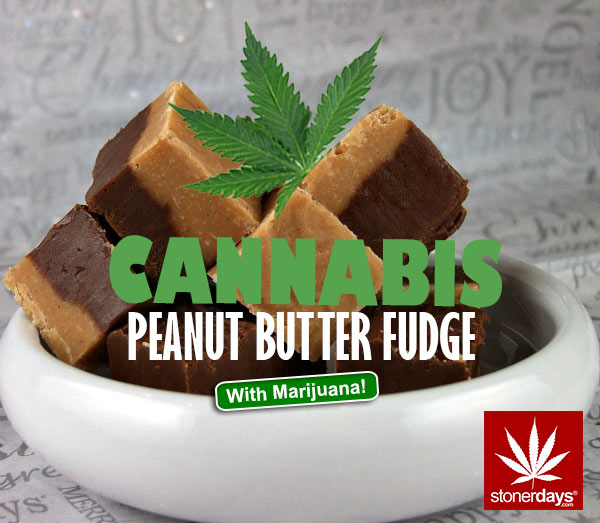 How to make peanut butter with cannabutter