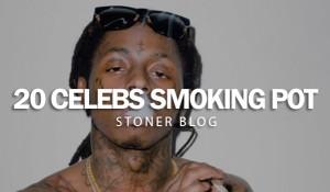 CELEBS-SMOKING-POT