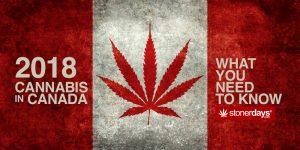 2018 Cannabis in Canada