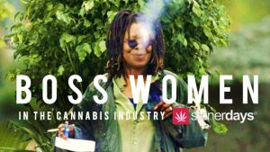 Boss Woman In The Cannabis Industry