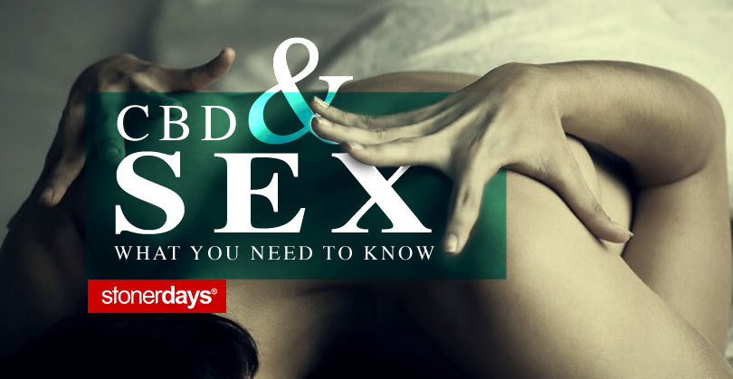 CBD for sex