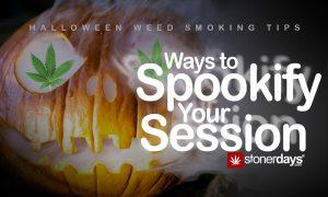 Halloween Weed Smoking Tips