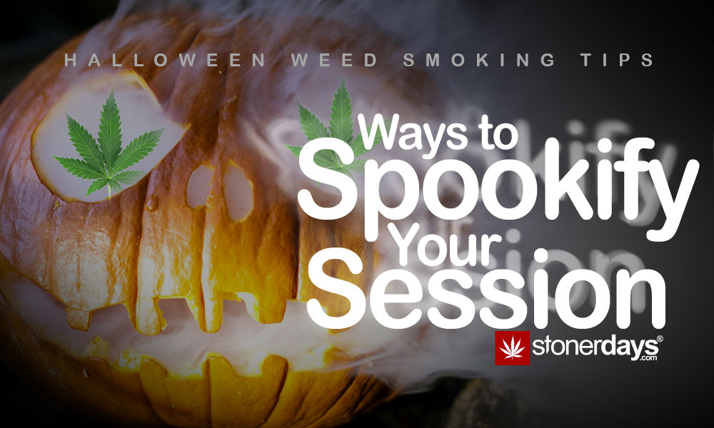 Halloween Weed Smoking Tips