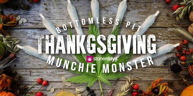 Bottomless Pit Thanksgiving Munchie Monster