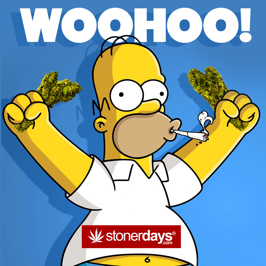 Cartoon Classics in a Chronic World: The Simpsons